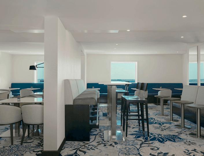 Opzet Club Lounge