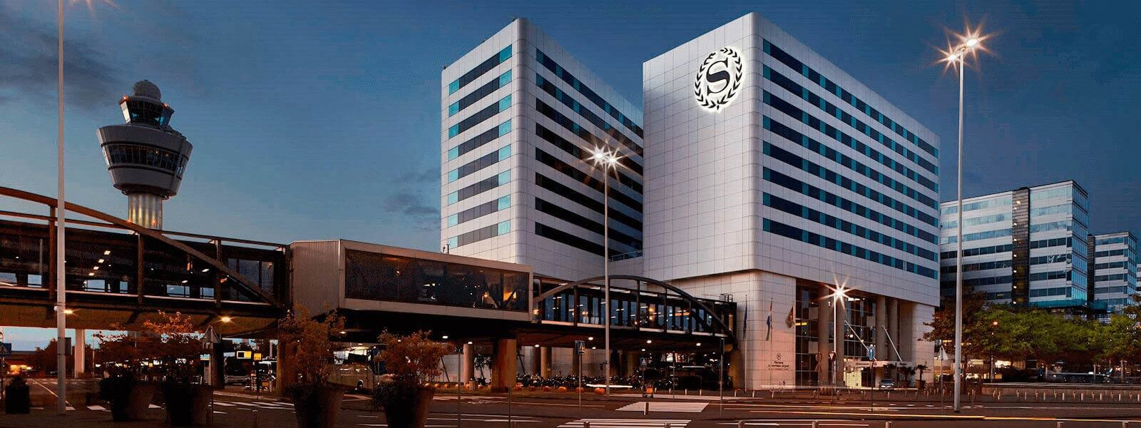 Website Accessibility - Sheraton Amsterdam Airport Hotel & Conference Centrum