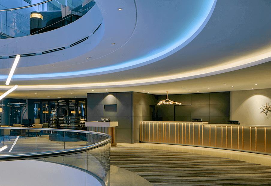 Sheraton Amsterdam Airport Hotel & Conference Centrum