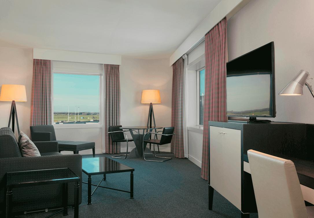 Suite Kamer met Kingsize bed